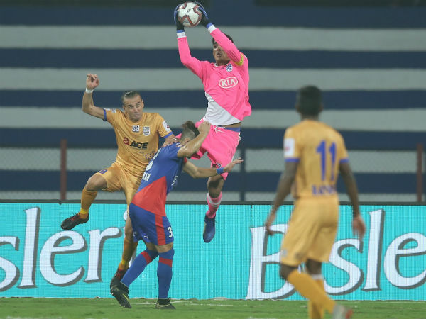 Isl 2018 Bengaluru Fc Vs Mumbai City Fc Match Ends A Draw