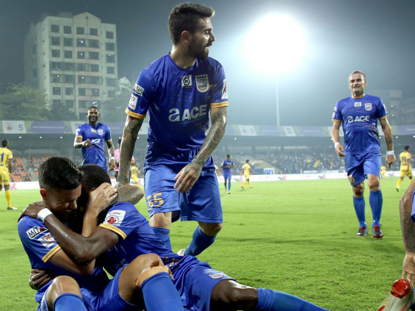 ISL 2018 - Kerala Balsters FC vs Mumbai City FC match 59 complete result