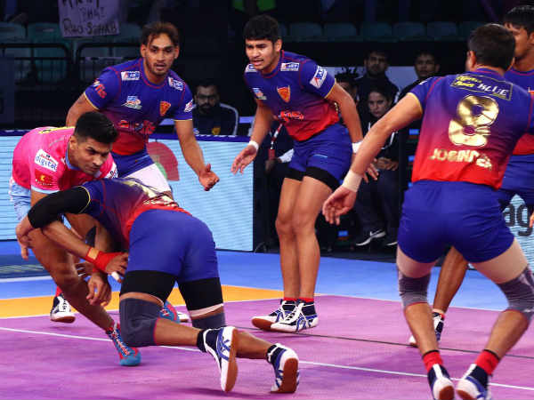 PKL 2018 November 30 match results - Delhi beat Jaipur, Tamil Thalaivas drawn with patna