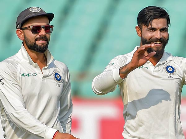 India Vs Australia If Jadeja Was Not Fit Then Why He Made To Field In Second Test