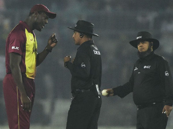 Bangladesh Umpire Asks Excuse A Mistake As He Is New International Cricket