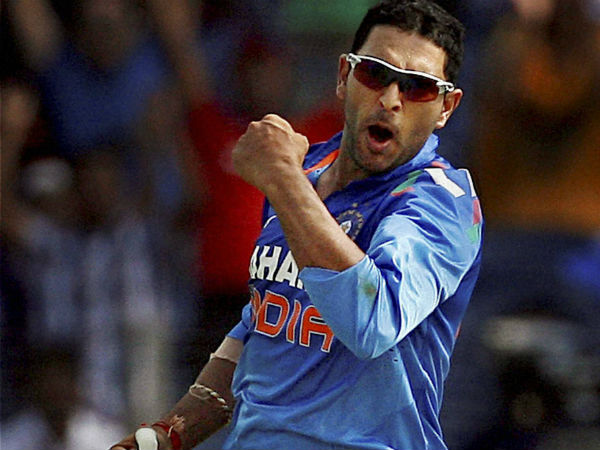 Yuvraj Singh 37th Birthday The Cricket World Wishes Him