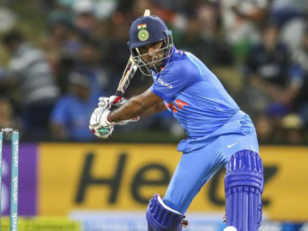 India Vs Newzealand Ambati Rayudu Suspended From Bowling I