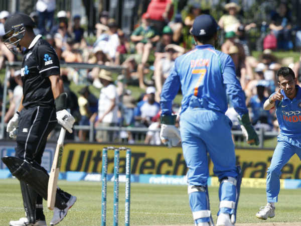 India Will Head Head At 2nd Odi Against New Zealand Tomorrow