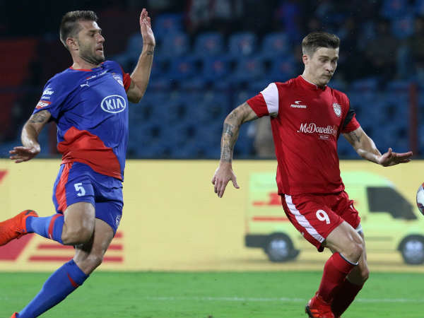 Isl 2019 North East United Fc Vs Bengaluru Fc Match No 64 Result