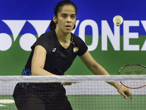 saina nawal in Indonesia masters final