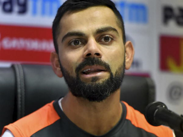 India Vs Australia Kohli Distanced The Indian Team From Pandya Controversy