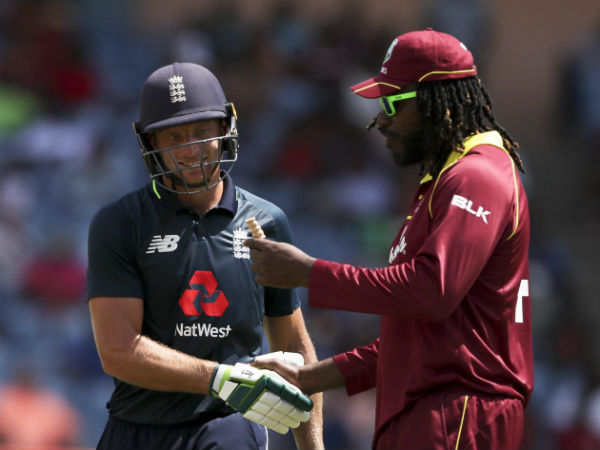 West Indies Vs England 4th Odi Registered Record Number Sixes In An Odi