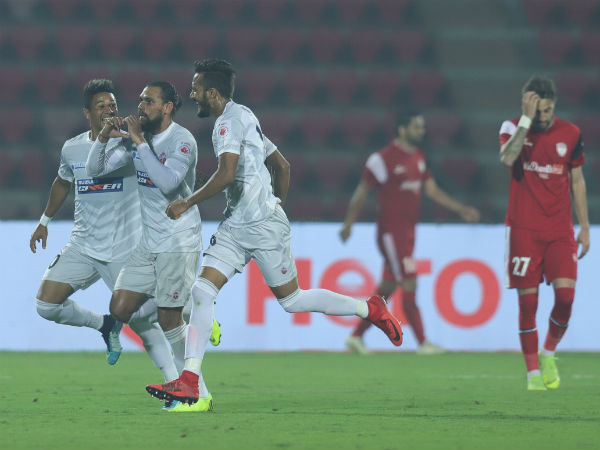 Isl 2019 North East United Fc Vs Fc Pune City Match Result