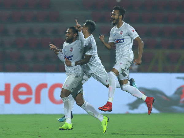 ISL 2019 - North East United FC vs FC Pune City match result