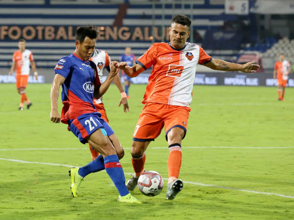 Isl 2019 Bengaluru Fc Vs Fc Goa Match No 82 Result
