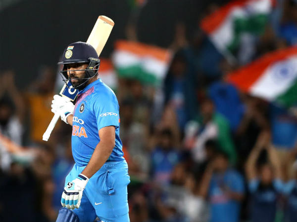 India Vs Newzealand Rohit Sharma Beats Kohli Dhoni Captai