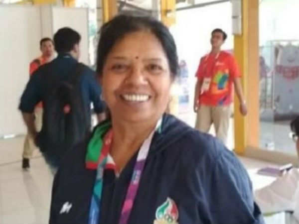 Shailaja Jain Says Coaching Iran Women Team Changed Her Life