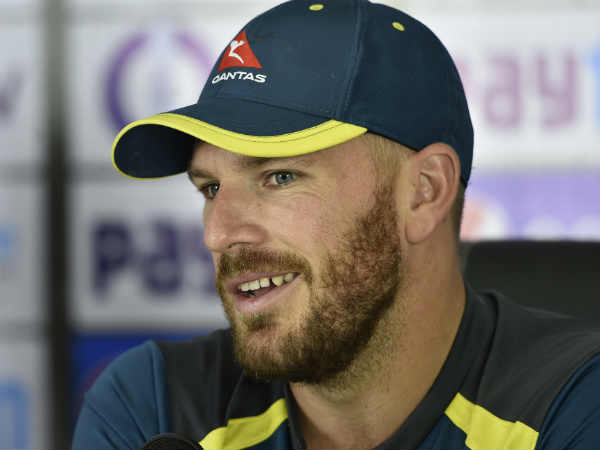 Aaron Finch Lauds Team Effort Post Victory At Ranchi