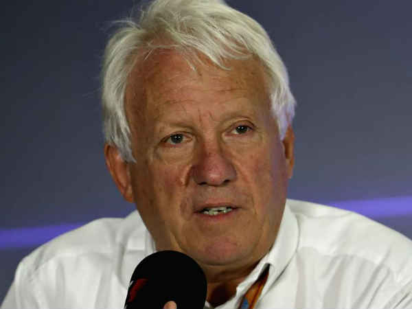 Formula One Race Director Charlie Whiting Dies