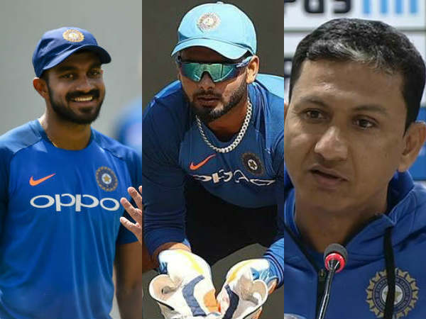 India Vs Australia Sanjay Manjrekar Not Happy With Rishabh Pant And Vijay Shankar