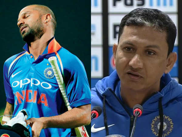Dhawan Is Vital As We Need Left Right Combination Says Sanjay Bangar