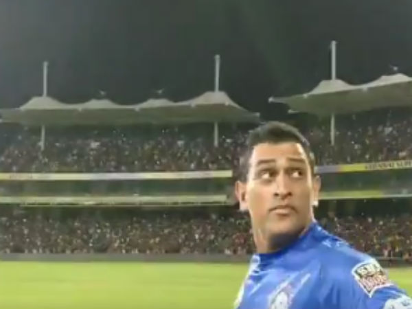 Thousands arrive at chepauk as dhoni led csk play intra squad practice match