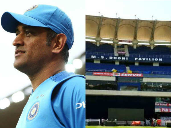 Not Just The Pavilion Whole Stadium Should Have Been Called Dhoni Stadium Says Sunil Gavaskar