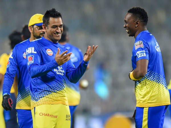Dc Vs Csk Ipl 2019 Dwayne Bravo Says We Are Not 60 Year Olds