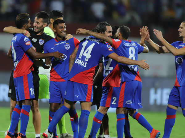 ISL 2019 - Bengaluru FC vs North East United FC Semifinal Leg 2 result