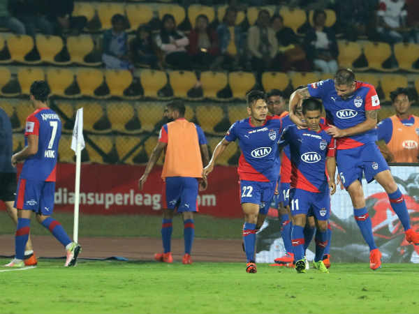 ISL 2019 - North East United FC vs Bengaluru FC Semi final match result