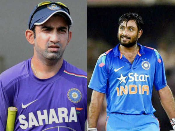 India Vs Australia Dhawan Get More Chances But Ambati Rayudu Was Dropped Says Gambhir