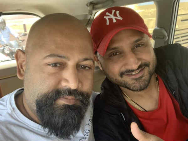 Harbhajan Singh Has Come Up With Tweet Tamilnadu Participate In The Ipl