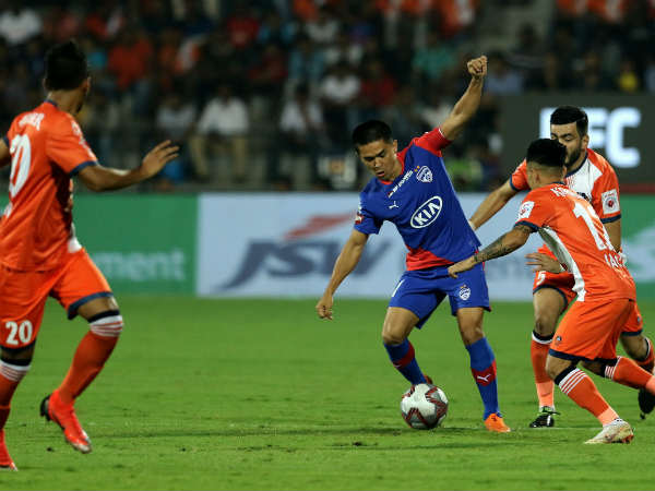 ISL 2019 - Bengaluru FC vs FC Goa final result
