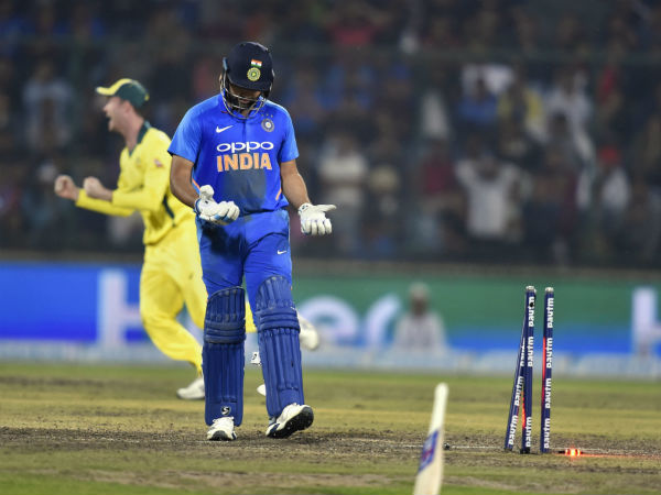 India Vs Australia Kohli Says Australia Were Brave Pressure Situations