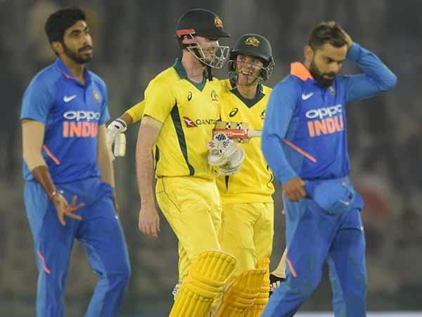 India Team Poor Performance After 40 Overs Leads Failure Mohali Odi Against Australia