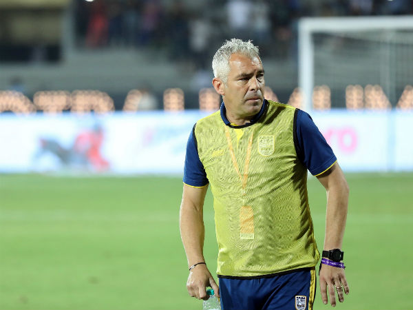 ISL 2019 - Jorge Costa is the hope of Mumbai City FC in semifinals