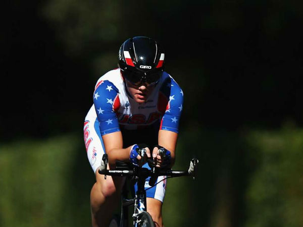 Kelly Catlin Three Time Cycling World Champion Dies At