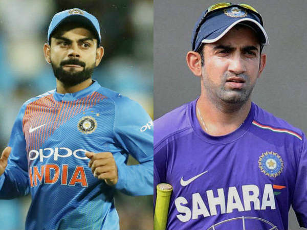 Gautam Gambhir Comments About Virat Kohli Captaincy Are Not Wrong