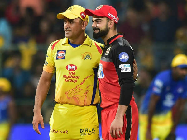 Ipl 2019 Csk Is Favourite Against Rcb The Season Opener