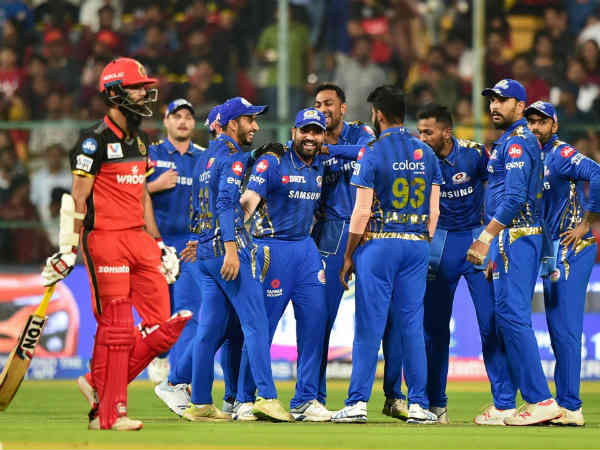 Rcb Vs Mi Ipl 2019 Rohit Sharma Blamed For Yuvraj Singh Drop Catch