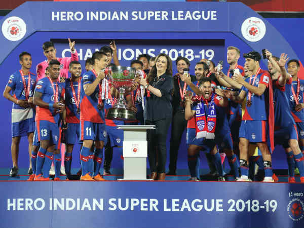 Isl 2019 Indian Contingent Played Major Role Bengaluru Success