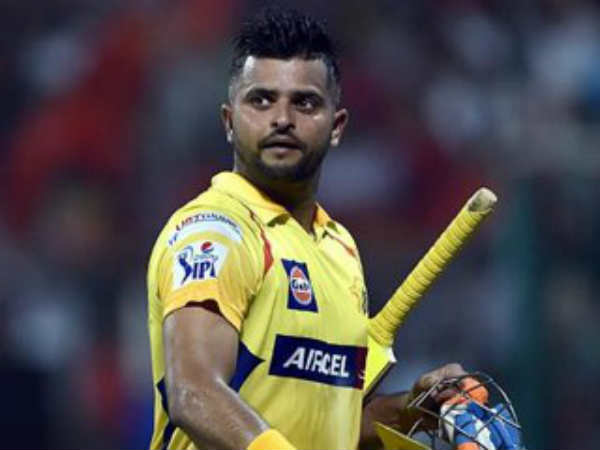 Star player suresh raina bagged 95 catches in ipl says bcci