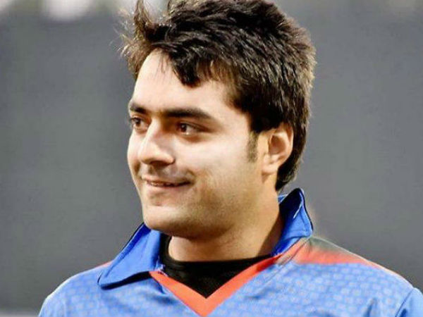 Bring On The World Cup We Fear No One Says Afghan Player Rashid Khan