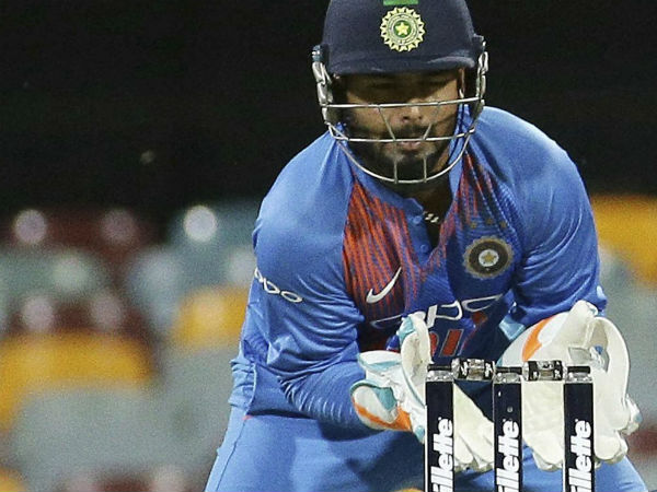 Rishabh Pant Urges Critics Not Compare Him With Legendary Ms Dhoni