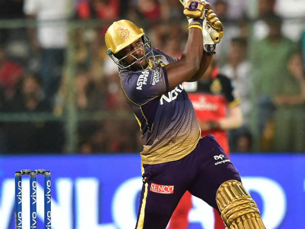 Ipl 2019 Kkr Vs Rcb Andre Russell Said He Could Bat At No4 To Win The Match