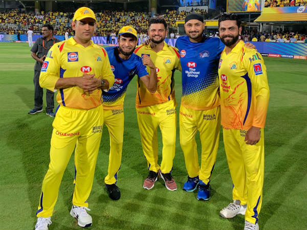 With the win of rajasthan, chennai super kings has progressed to the first place in the current ipl series