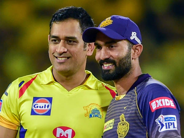 Chennai Super Kings Replied Kolkata Knight Riders Via Twitter After The Match
