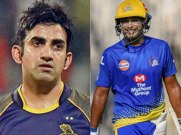 World Cup 2019 Gambhir Supports Ambati Rayudu After Omitted For World Cup Squad