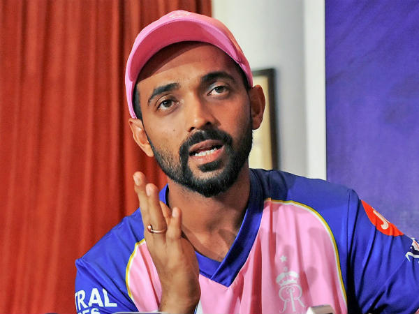 Ipl 2019 Ajinkya Rahane Sacked As Captain Of Rajasthan Royals As Steve Smith Replaced Him