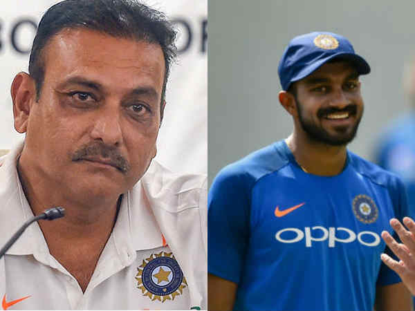 Indian Fan Edits Vijay Shankar S Wikipedia Page To Troll Ravi Shastri