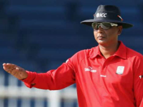 S Ravi Only Indian Umpire Among 22 Officials For Icc 2019 World Cup