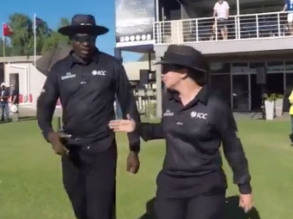 Claire Polosak To Become First Female Umpire In Men S Odi