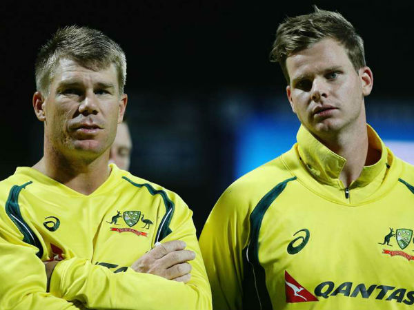 Smith Warner Named In Australia World Cup Squad