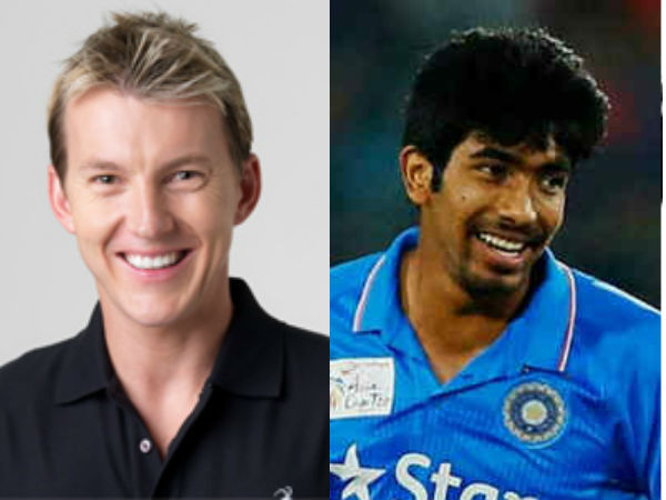 World cup 2019 : Brett Lee named Bumrah as one of his top three bowlers in world cup